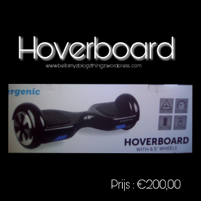 Hoverboard|Review with Miss B.°