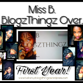 Miss B BlogzThingz Over.. First Blog Anniversary! Yay! (Written in English & Dutch)