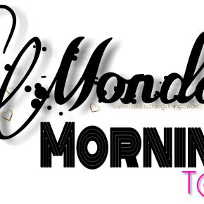 MondayT@lk°(written in English andDutch)