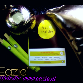 Eazie°Fast & Healthy Food |Den Haag HS|Definitely 100% Quality Food!|(Written in Dutch & English°)
