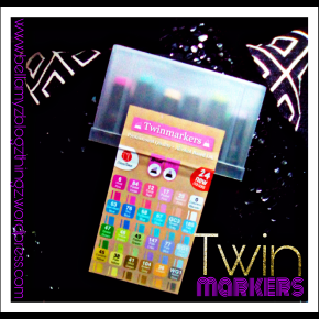 Musthave Alert with Miss B°|Twin Markers Action NEW Colors! (*written in dutch & english)