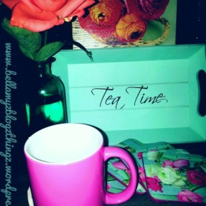 Tea Time with Miss B°|written in english and dutch|Mah music vibe°