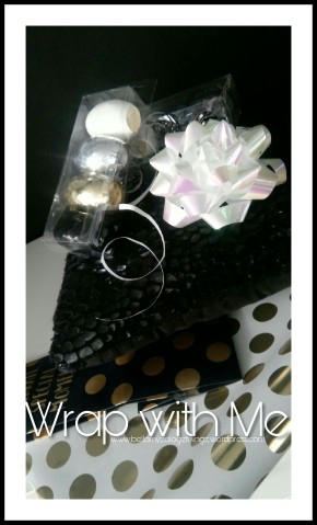 Wrap with Me| Gift Ideas (*written in english &dutch)