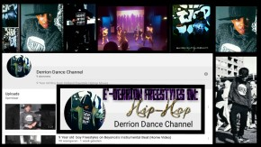 #Dance Video Online On Derrion Dance Channel !(New)