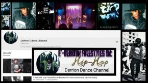 #Dance Video Online On Derrion Dance Channel!(New)