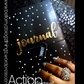 #MusthaveAlert Diary Journal Action (*written in dutch & english )