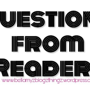 Questions from Readers written in English &Dutch