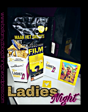 #Verliefd op Cuba Ladies Night Pathé (written in English & Dutch)