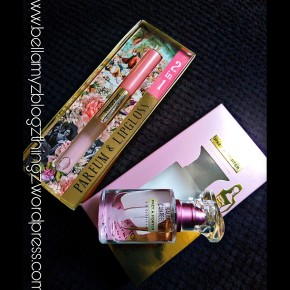 Fragrance Naomi Campbell Action Lipgloss 2 in 1 Yay or Nay?|written in English & Dutch
