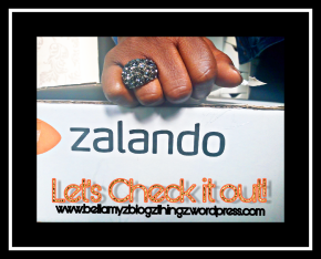 Zalando Shoplog with Miss B. |Written in English &Dutch