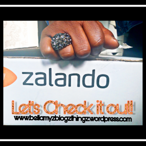 Zalando Shoplog with Miss B. |Written in English & Dutch