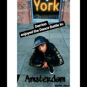 Derrion Dance @B2S Battle Panama Club•Amsterdam #sneakpeak SeeVideo