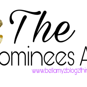 Outstanding Award the nominees are…|written in English