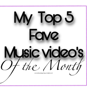My Top 5 Songs of this Month January 2021|with Miss B.